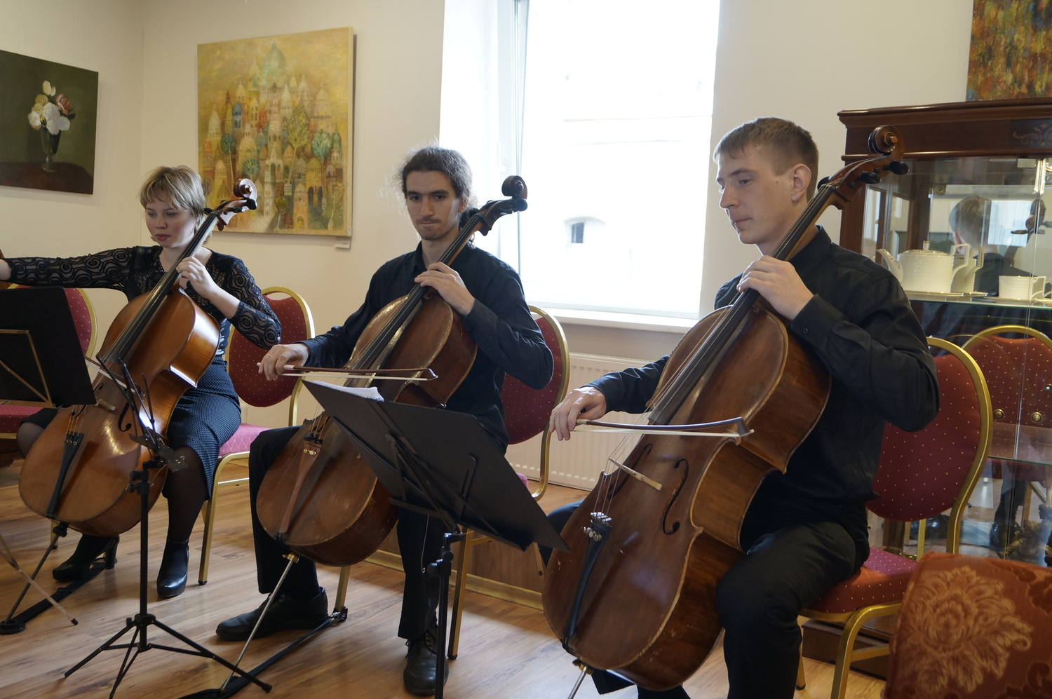 The Cello Quartet