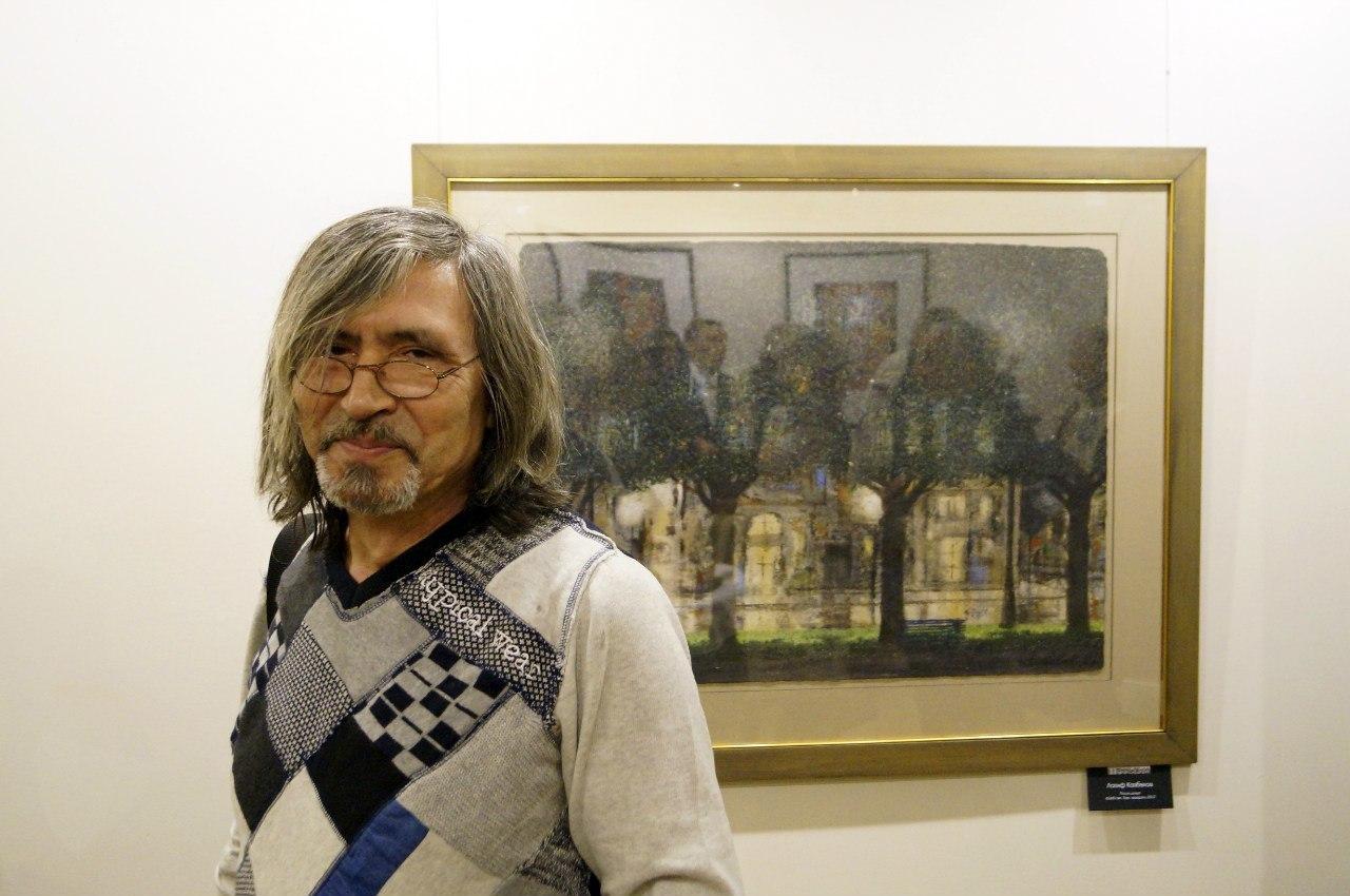 Член союза художников на английском