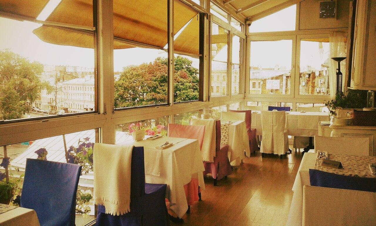 Необычные рестораны и кафе Санкт-Петербурга